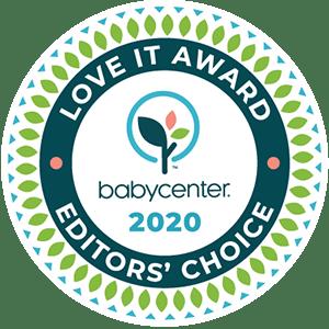 Babycenter Editor's Choice – Love It Award 2021