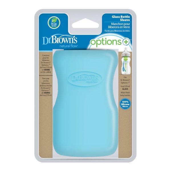 Product image of blue bottle sleeve