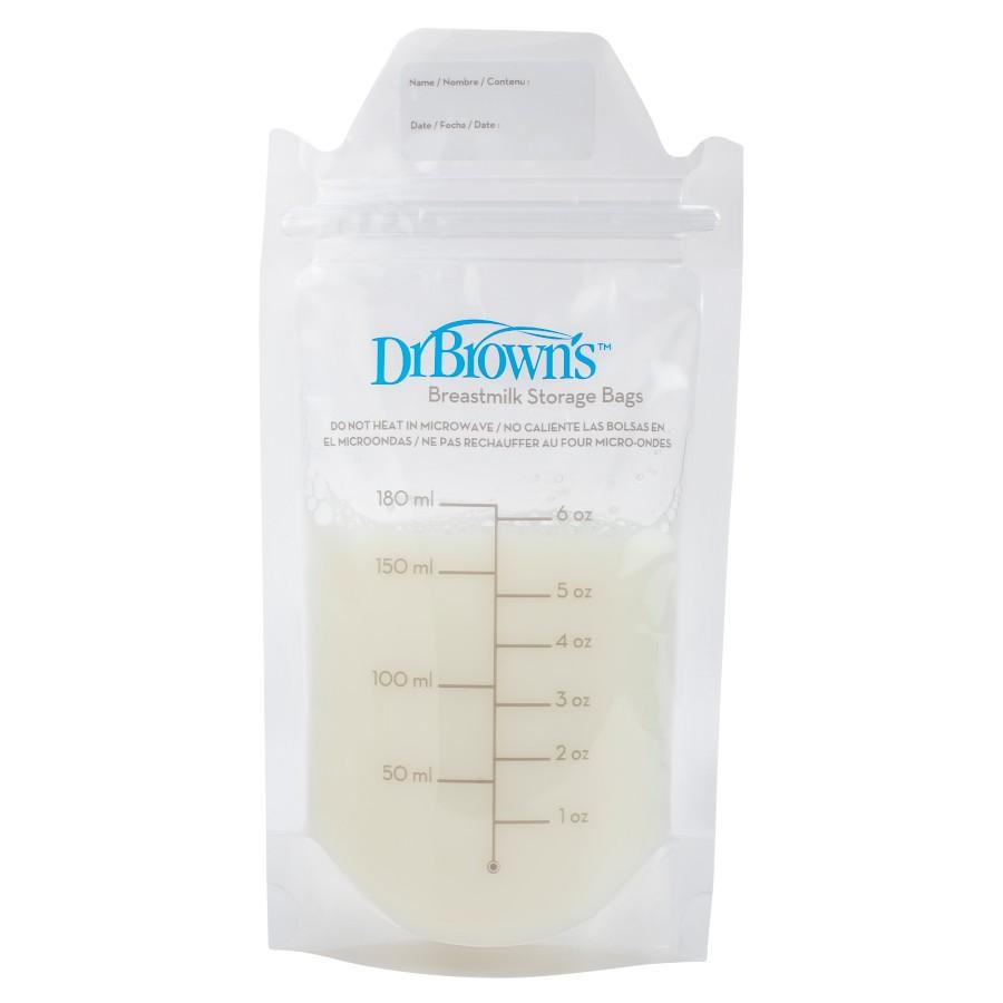 Dr Brown S Breast Milk Storage Bags Dr Brown S Baby